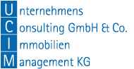 UCIM Logo - Unternehmensconsulting GmbH & Co. Immobilienmanagement KG