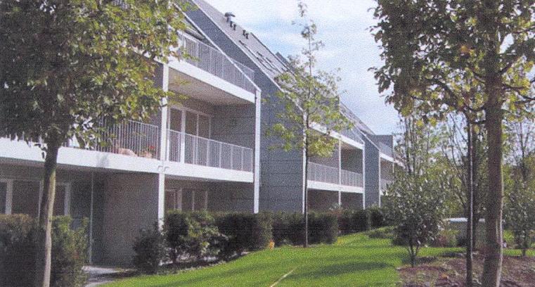 Hansa Karrée Düsseldorf-Oberkassel